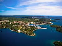 Vrsar - Istrien, Kroatien