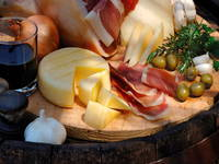 Dalmatien Essen und Trinken