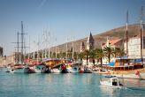 Dalmatien Hafen