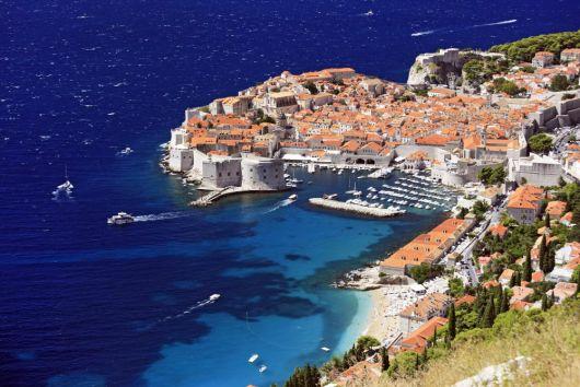 Sehenswürdigkeiten Dalmatien