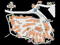 Beram, Karte - Sehenswertes
