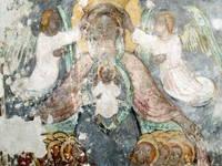 Gemälde Kirche St. Martin in Beram
