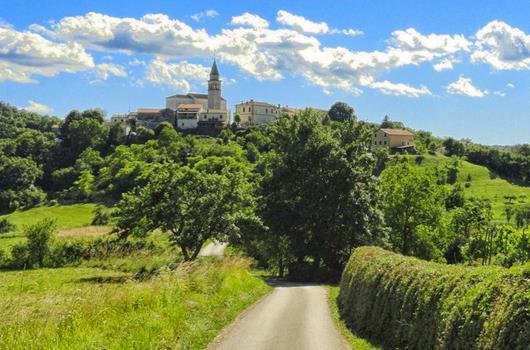 Beram - Kroatien