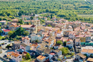 Brtonigla - Luftaufnahme