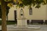 Brtonigla - Brunnen Park Kirche