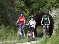 Radfahren Brtonigla / Parenzana