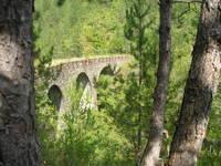 Buje - Wanderweg Parenzana