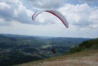 Buzet - Paragliding