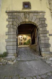 Buzet - Altstadt-Stadttor