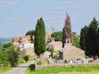 Kirche Sv. Elizej - Draguc