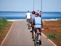 Funtana Radfahren