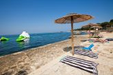 Strandabschnitt Funtana