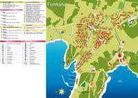 Funtana Karte