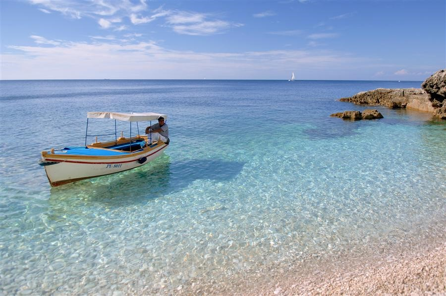 Strande Istrien Karte.Istrien Kroatien Reisefuhrer Kroati De