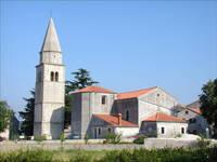 Kanfanar - Kirche Sv. Silvestra