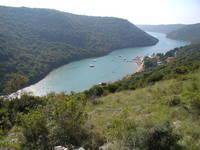 Limski Kanal - Istrien, Kroatien