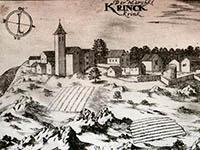 Alte Bild von Kringa