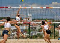 Medulin - Beachvolleyball