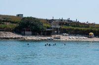 Medulin - Strand Insel Levan