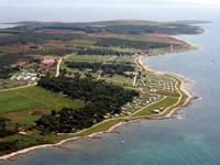 Medulin - Fkk-Strand Kamp Kazela