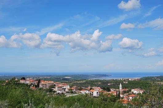 Momjan - Istrien, Kroatien