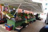 Novigrad Gemüsemarkt