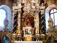 Pazin - Pfarrkirche Sv. Nikola