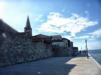 Porec - Stadtmauer