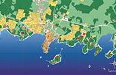 Porec - Stadtplan