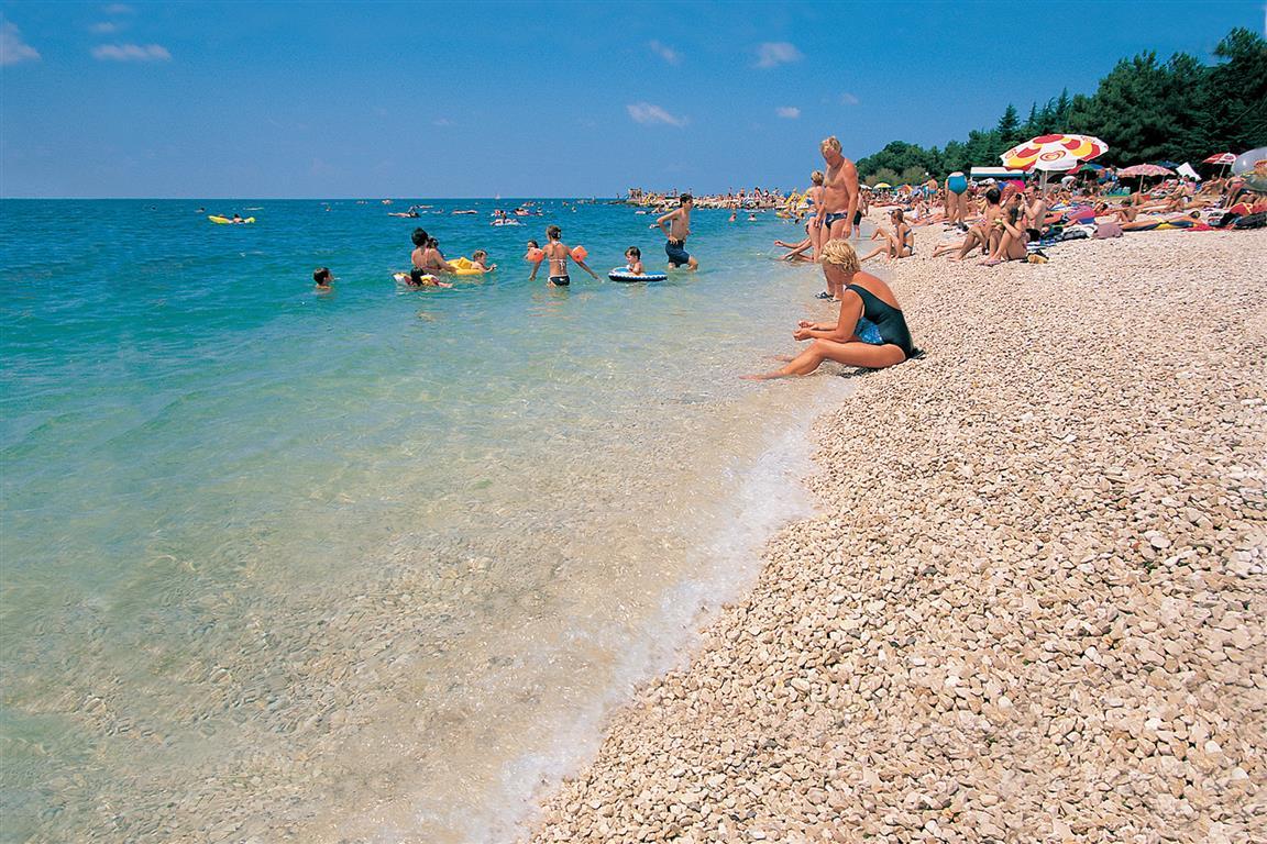 Strande Istrien Karte.Porec Kroatien Reisefuhrer Kroati De