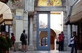 Porec - Tor bei der Basilika Euphrasia