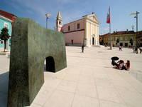 Porec - Trg Slobode - Kirche Gospa od Andela