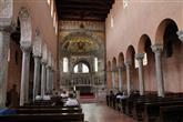 Innenraum Basilika