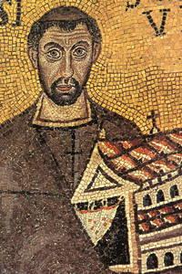 Bischof Euphrasius Porec