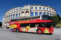 Pula City Tour Bus