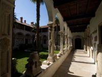 Das Franziskanerkloster in Pula