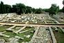 Ausgrabungen in Pula, Kroatien