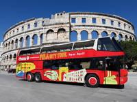 City Tour in Pula, Kroatien