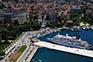 Hafen von Pula, Kroatien
