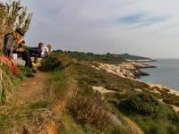 Wandern um Pula in Kroatien