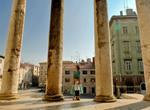 Säulen Augustustempel