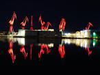 Rot leuchtende Giganten