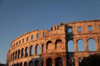 Amphitheater Pula - Haltestelle 1