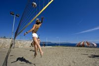 Rabac - Beachvolleyball