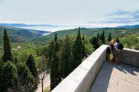 Rabac - Aussichtspunkt Fortica in Labin