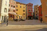 Rovinj - Platz Altstadt