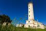 Nahaufnahme Leuchtturm Savudrija