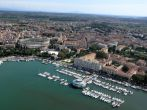 Stadt Pula in Istrien