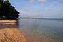 Bucht Puntizela, Stinjan