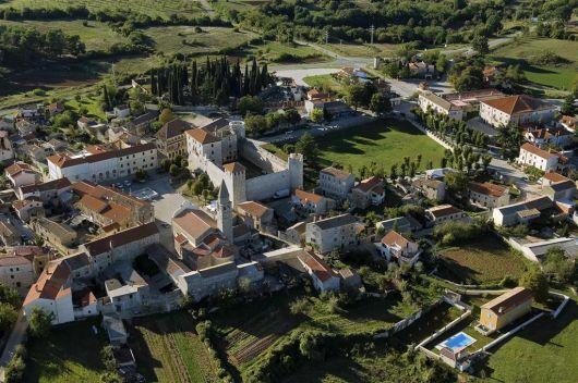 Svetvincenat - Zentralistrien, Istrien, Kroatien
